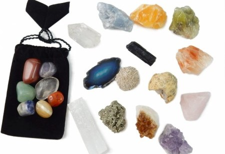 4 passos simples para usar os seus cristais