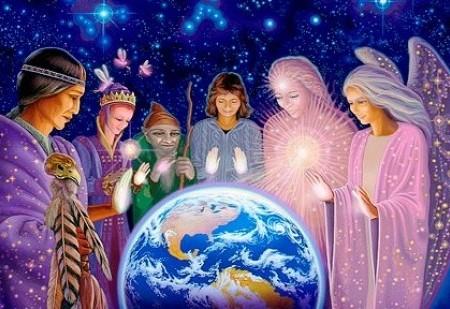 Como ter uma ligação mais próxima com os seus guias espirituais