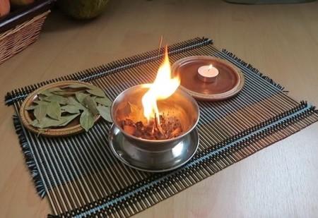 6 benefícios que pode obter ao queimar louro em sua casa