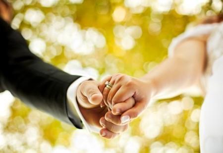 Este é o melhor dia para casar!