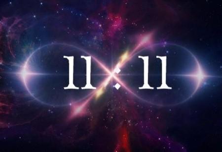 A poderosa energia do dia 11/11