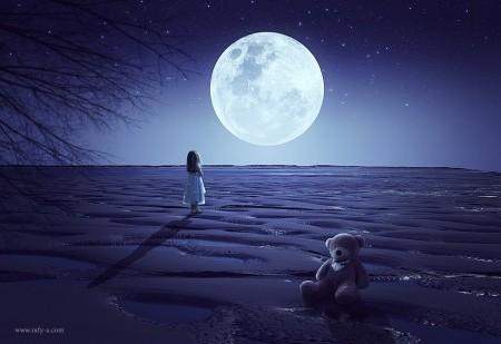 A super Lua de todas as super luas