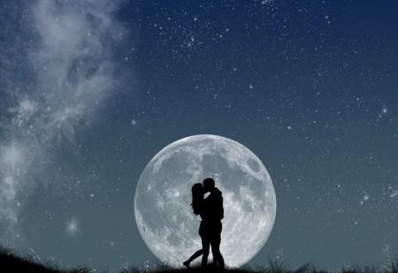 As fases da Lua e o Amor