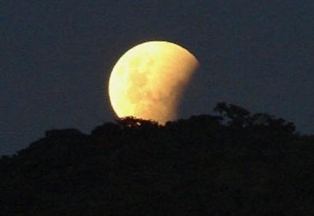 O que é um eclipse lunar?