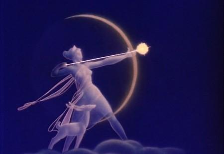Lua Nova em Sagitário - a última Lua Nova antes do Natal