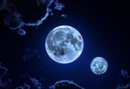 A Lua Azul de Julho