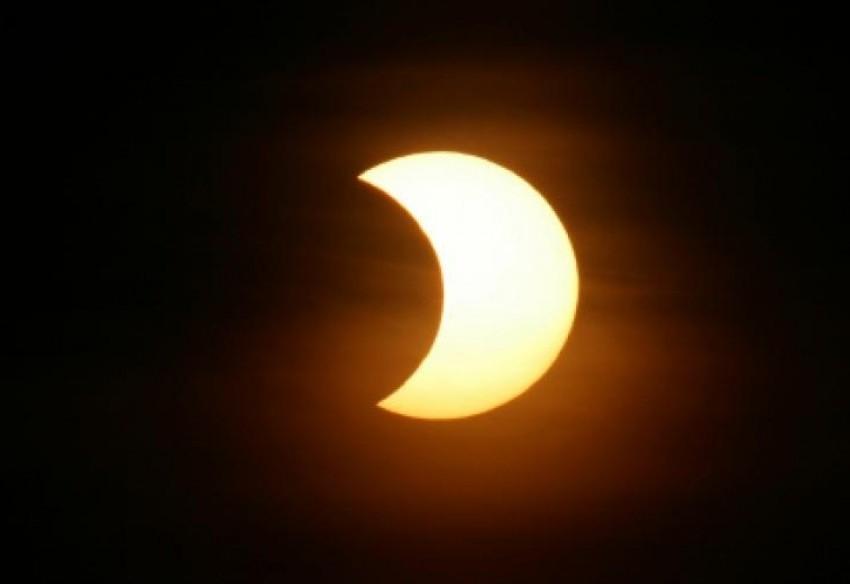Eclipse da Lua - 7 de Agosto 2017