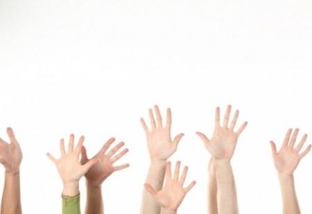 Os sinais especiais na palma da mão