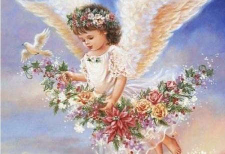 Ritual de proteção dos Anjos
