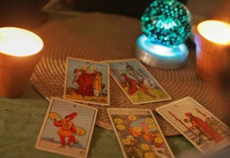 Magia com o Tarot para alcançar metas