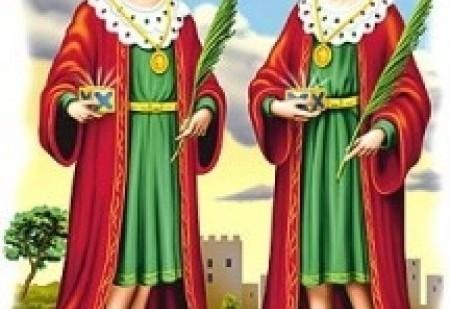 Oração a São Cosme e a São Damião