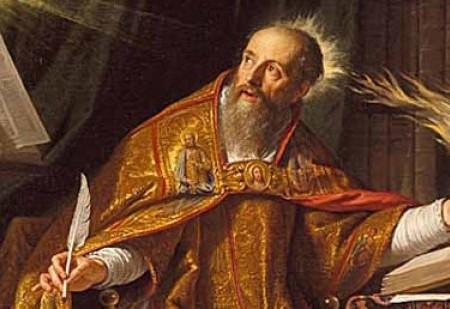 Oração milagrosa de santo Agostinho